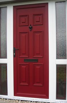 Doors Manufactured By Grogan Currid In Leitrim